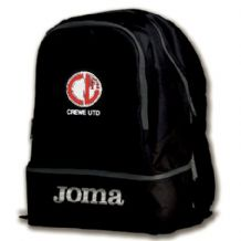 Crewe United Estadio Backpack Black
